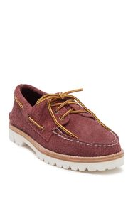 Sperry Authentic Original 3-Eye Waterproof Lug Sho