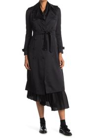 Burberry Boscastle D-Ring Trench Coat