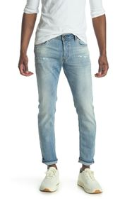 Diesel Sleenker Distressed Super Skinny Jeans