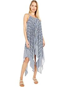 Jessica Simpson Route 66 Lace Front Cover-Up