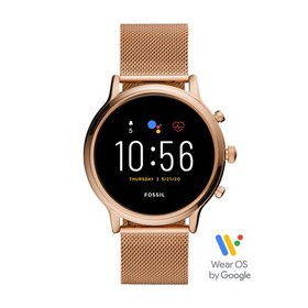 Fossil Gen 5 Julianna HR Smartwatch - Rose Stainle