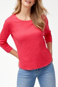 Tommy Bahama Ashby 3/4 Sleeve Slub T-Shirt
