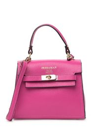 Persaman New York Claire Leather Shoulder Bag
