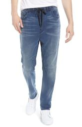 True Religion Marco No Flap Runner Relaxed Jeans