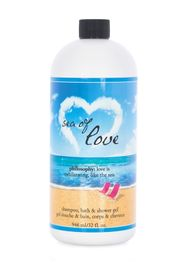 philosophy sea of love shower gel