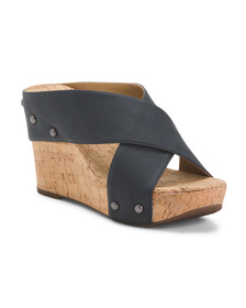 X-band With Cork Wedges