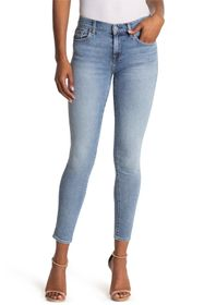7 For All Mankind Luxe Vintage The Ankle Skinny Je