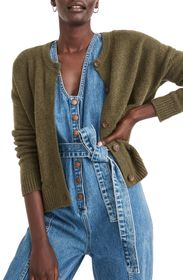Madewell COLTON CARDIGAN- SOLID