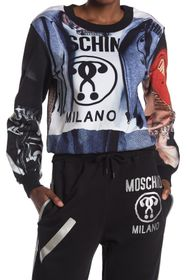 MOSCHINO Printed Sweater