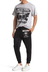 MOSCHINO Logo Graphic Joggers