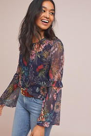 Anthropologie Lucerne Top