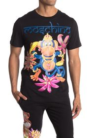 MOSCHINO Mixed Logo T-Shirt