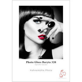 """Hahnemühle Photo Gloss Baryta 320 Paper (11 x 17"""","""