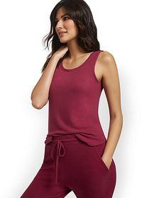 Super-Soft Knit Tank - New York & Company