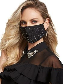 Stud Face Mask - New York & Company