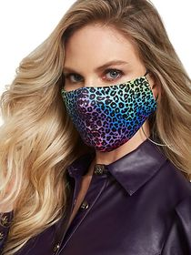 Leopard Face Mask - New York & Company