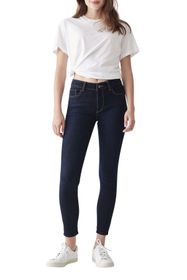 DL1961 Florence Ankle Mid Rise Jeans