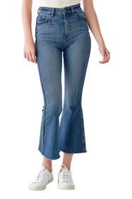 DL1961 Rachel Cropped High Rise Jeans