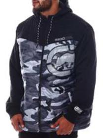 Ecko on repeat hybrid jacket (b&t)