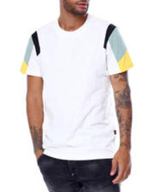 G-STAR motac fabric mix tee