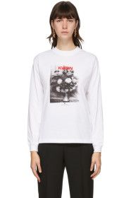 Kwaidan Editions - White Zola Bouquet Long Sleeve