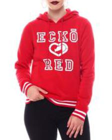Ecko Red ecko pop over hoody