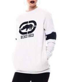Ecko Red ecko pop over oversize sweater shirt