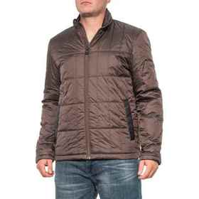 Cole Haan Grid Quilted Jacket - Insulated (For Men