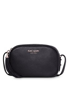 kate spade new york - Annabell Medium Leather Came