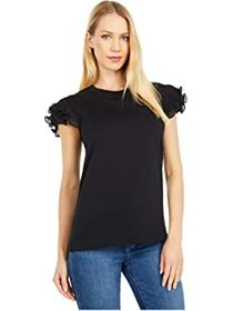 See by Chloe Embellished Short Sleeve T-Shirt