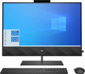 """HP - Pavilion 27"""" Touch-Screen All-In-One - Intel"""