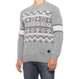 Bogner Tiaco Sweater - Cashmere (For Men) in Grey