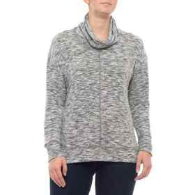 Jones New York Easy Cowl Neck Pullover Sweater (Fo
