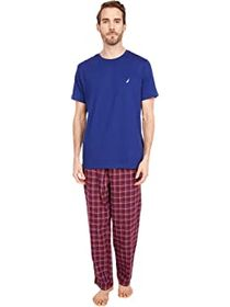 Nautica Nautica - PJ Sets. Color Blue Depths. On s