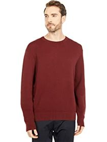 Dockers Crew Neck All Over Texture Stitch Sweater