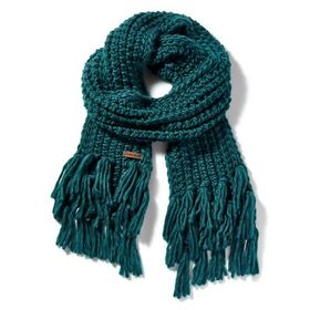 Timberland Women's Chunky Textured Scarf