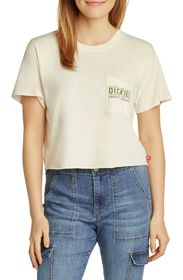Dickies Cropped Pocket Tee