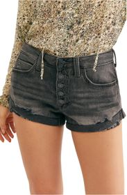 Free People Romeo Rolled Cut Off Shorts