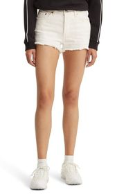 Levi's 501 Cutoff Denim Shorts
