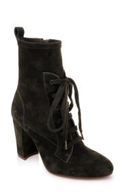 Splendid Hacken Suede Lace-Up Bootie