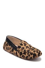 Cole Haan Evelyn Genuine Calf Hair Driving Loafer