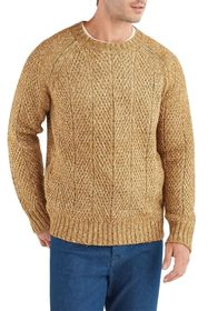 7 For All Mankind Completer Marled Crew Neck Sweat