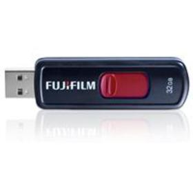 Fujifilm 32GB Capless Slider USB 2.0 Flash Drive