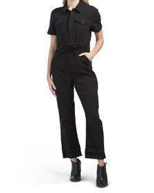 The Waist Tie Jumpsuit