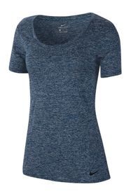Nike Short Sleeve Solid Knit T-Shirt