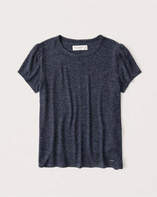Easy Crew Tee, NAVY BLUE