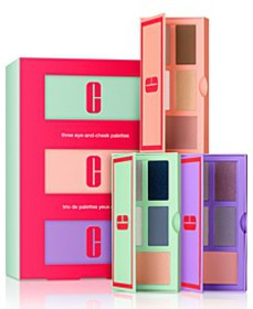 3-Pc. Build Your Color Eye & Cheek Palette Gift Se on sale at Macy's