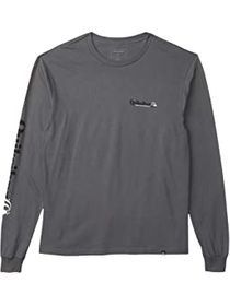 Quiksilver Check Your Self Long Sleeve