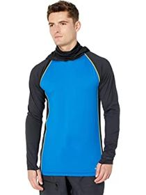 Burton Midweight X Base Layer Long Neck Hoodie