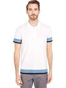Lacoste Short Sleeve Semi Fancy with Animation Pol